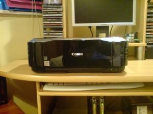 Canon PIXMA iP4600 (Front)